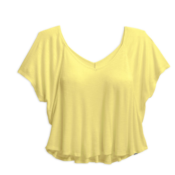 99bcd3848e6 HARLEY-DAVIDSON® Women's Textured Dolman Sleeve Crop Top – Roberto Rossi La  Bottega