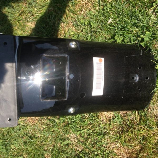 Harley Davidson Parafango Posteriore Softail 1340 Rear Fender Black Softail1340_5